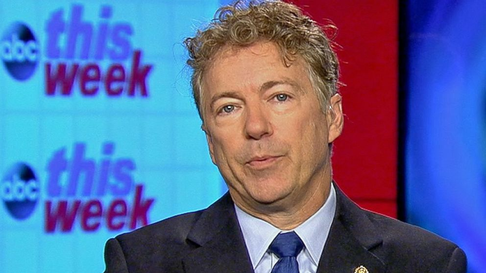 Image result for one on one with rand paul this week