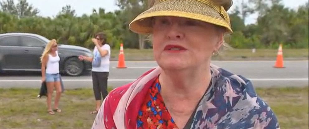VIDEO: Trump supporter says president has brought hope and respect back to US