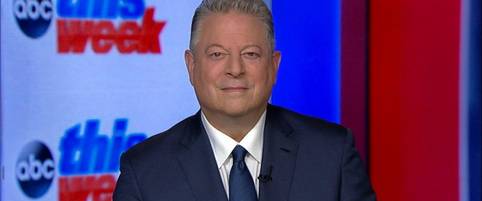 VIDEO: Al Gore on President Trumps withdrawal from Paris climate agreement
