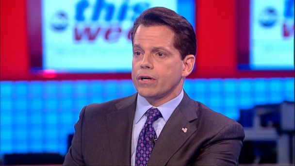 Scaramucci: Bannon's 'influence is a snag on the president'