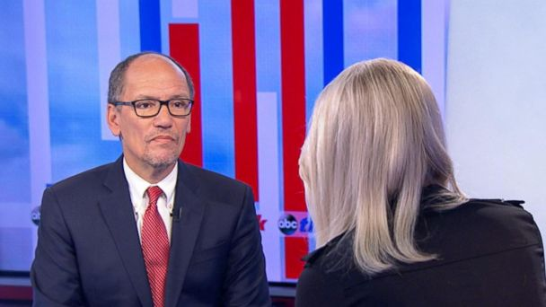 DNC chair Tom Perez on 2017 elections, future of Democratic Party