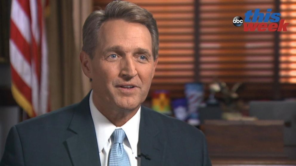VIDEO: Roy Moore will be lasting stain on Republican Party, Sen. Jeff Flake says