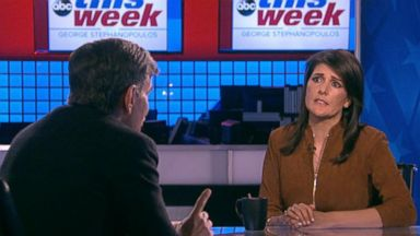 'VIDEO: This Week 01/07/18: Haley on North Korea: 'We want to always remind them, we can destroy you, too'' from the web at 'https://s.abcnews.com/images/ThisWeek/180107_tw_full_16x9_384.jpg'