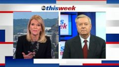 VIDEO: Sen. Lindsey Graham joins This Week