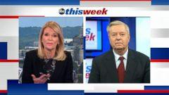 VIDEO: Sen. Lindsey Graham joins This Week