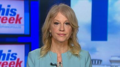 'VIDEO: This Week 02/11/18: Kellyanne Conway: Trump has 'full confidence' in chief of staff, 'not actively searching' for replacements' from the web at 'https://s.abcnews.com/images/ThisWeek/180211_tw_full_16x9_384.jpg'
