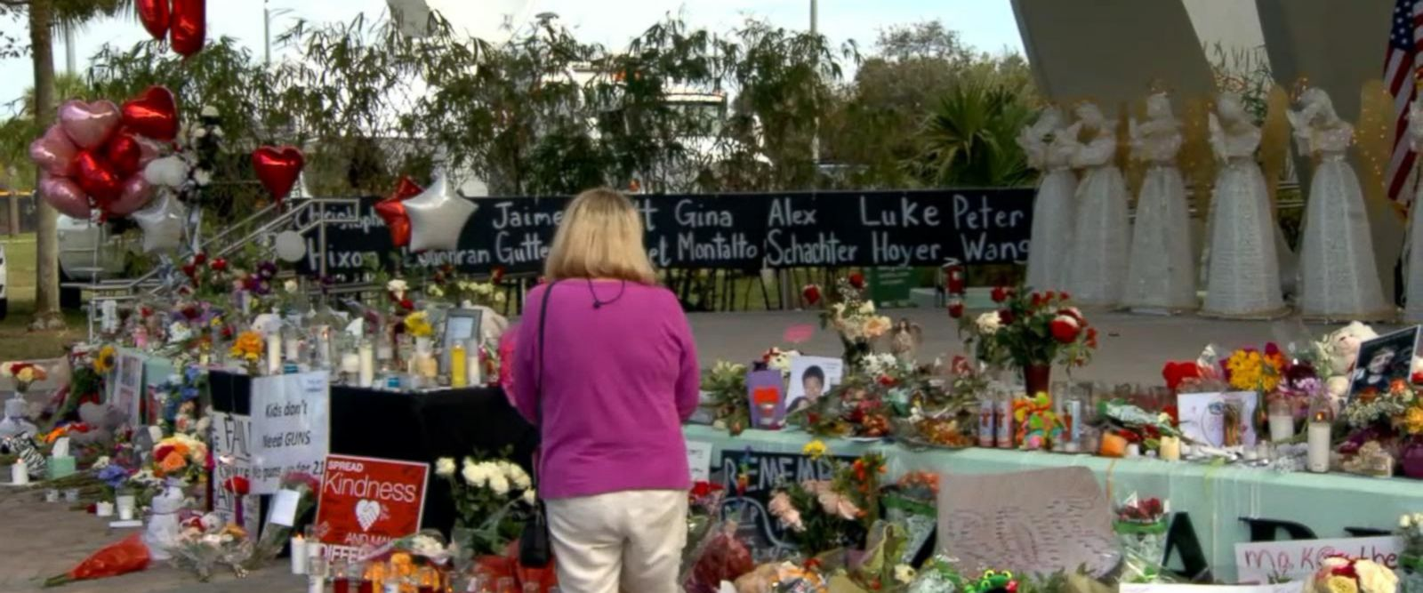 VIDEO: In Memoriam: The 17 lives cut short in the Parkland, Florida school shooting