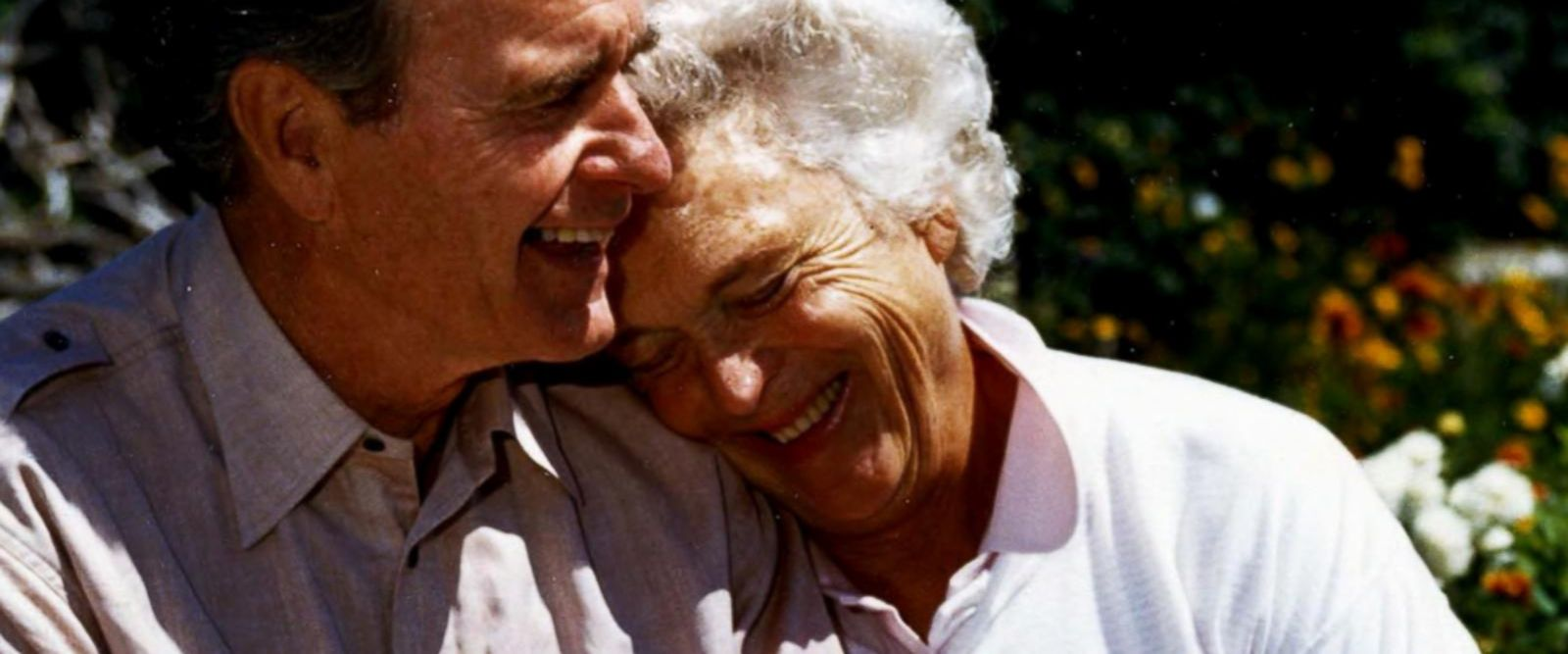 VIDEO: Remembering former First Lady - and First Mom - Barbara Bush
