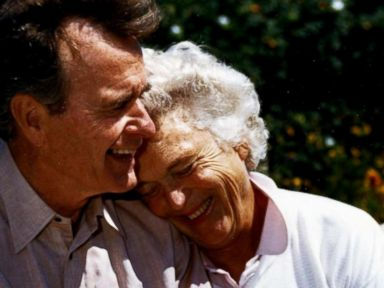 WATCH:  Remembering former first lady - and first mom - Barbara Bush