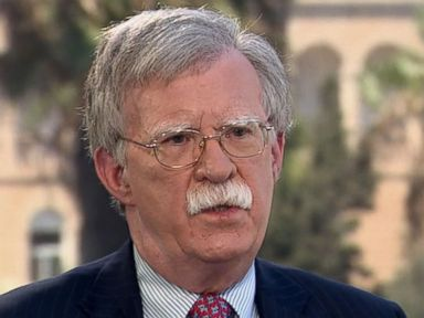 WATCH:  Bolton: '4 countries' could interfere in midterm elections