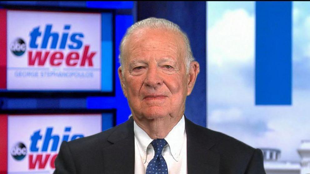 President Bush Confesses Hes War >> This Week Transcript 12 2 18 James Baker Colin Powell Rep Adam