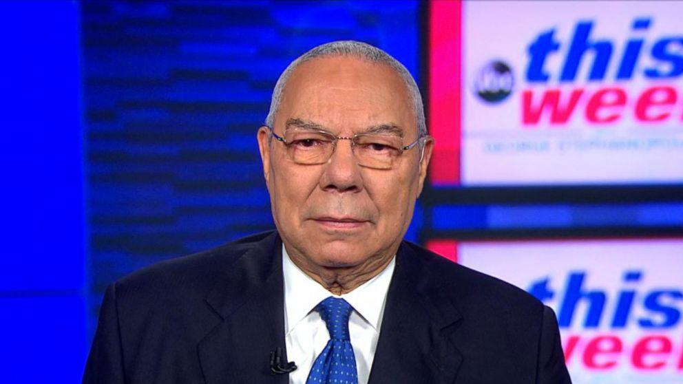 Gen. Colin Powell shares roadside good deed encounter on Facebook - ABC News