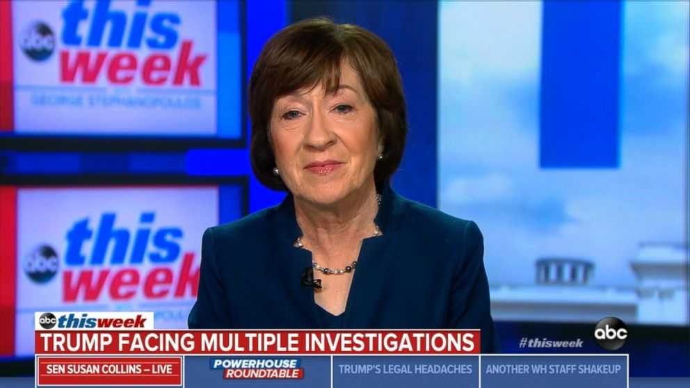 Sen. Susan Collins: Obamacare court decision 'far too sweeping,' health care law 'should be maintained'