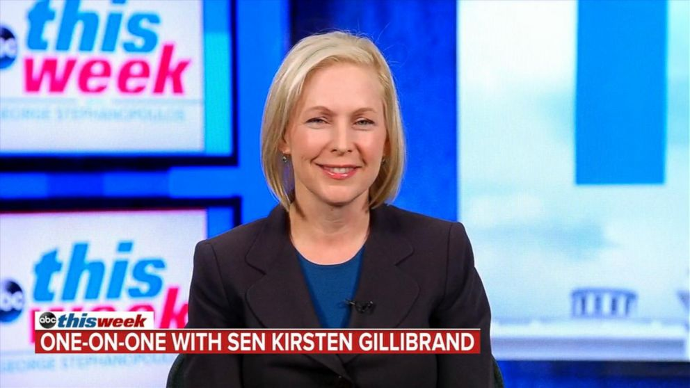 Sen. Kirsten Gillibrand chastises Israel over US congresswomen, but doesn't demand consequences