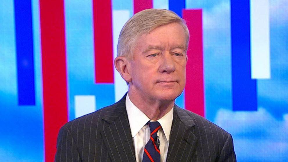 'I don't think [Trump] knows how to act' in office: Possible 2020 GOP challenger Weld