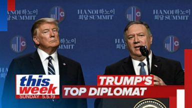 62c944aeb9c047 This Week 05 05 19  It s Important to  Play Out Every Diplomatic  Opportunity  on North Korea  Mike Pompeo