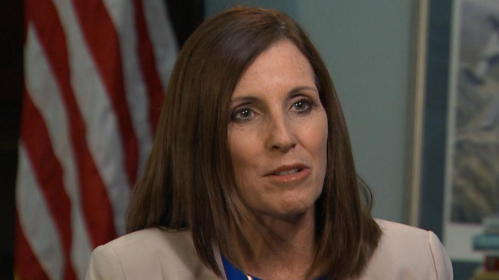 Sen. Martha McSally takes on mission to change how US military handles sexual assault