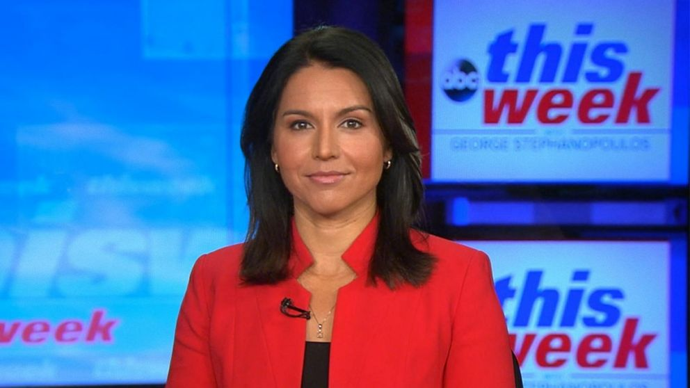 As president, I'd end 'counter-productive and wasteful regime change wars': Gabbard