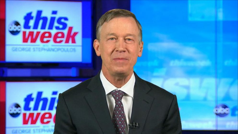 2020 candidate John Hickenlooper on 'The View': 'This campaign is wide open'