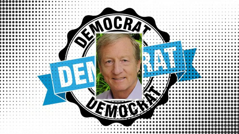 Nate Silver: Low odds Tom Steyer breaks through in crowded 2020 race