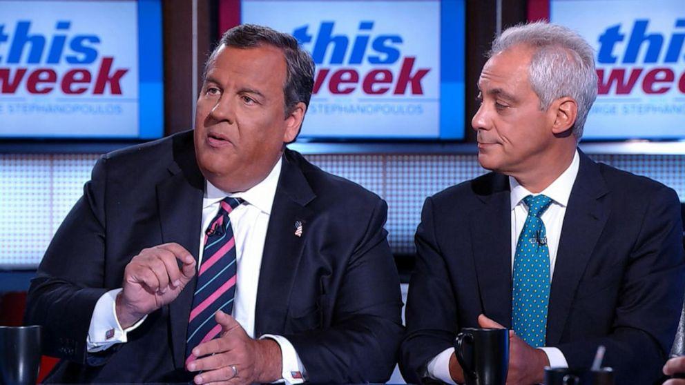 'This is who he always has been': Chris Christie on Trump's erratic week