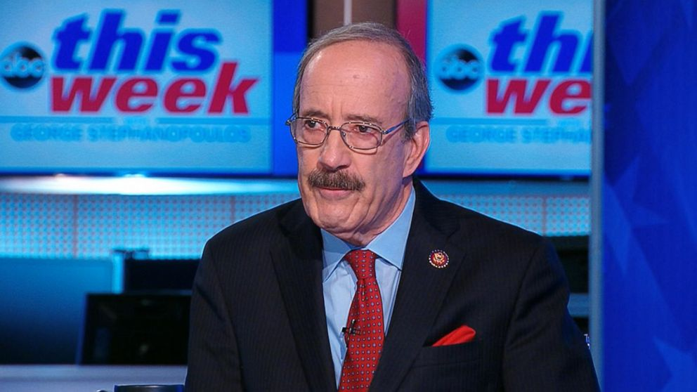 'We have constitutional responsibility': Rep. Eliot Engel on impeachment