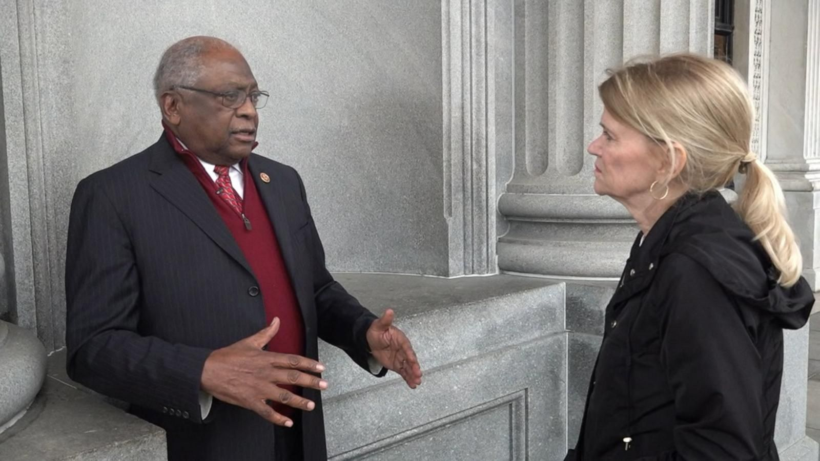 Image result for rep. james clyburn this week abc news