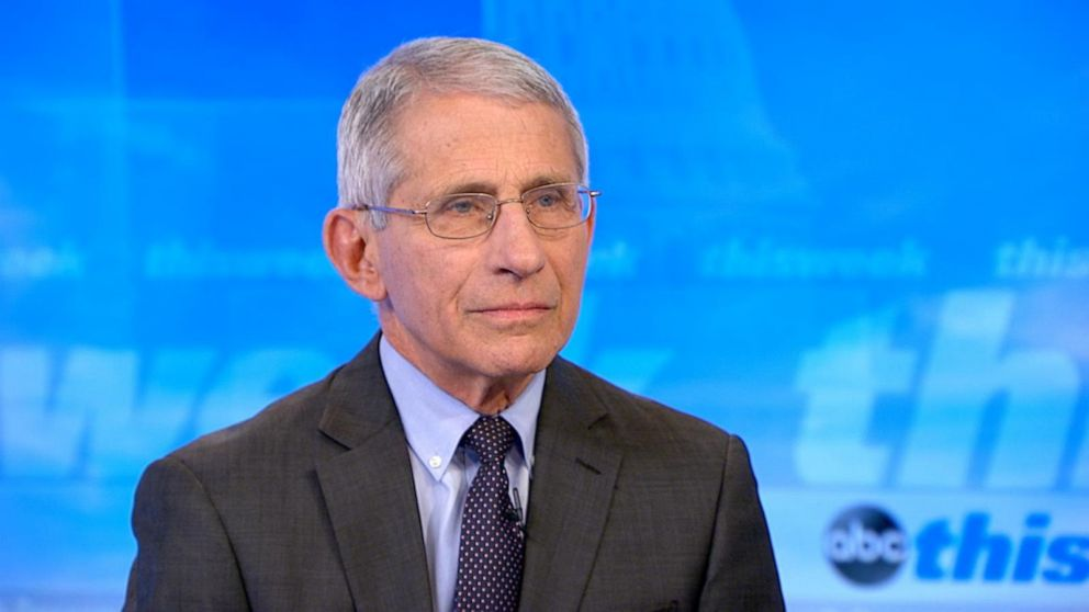 Dr. Fauci confident in federal government's response to coronavirus  pandemic - ABC News