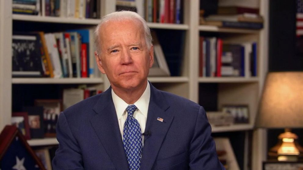 Biden says 2020 convention may be 'virtual,' will wear mask in ...
