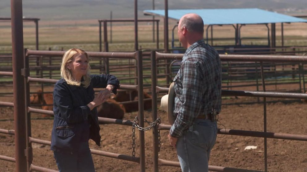Liz Cheney vs. Donald Trump: Martha Raddatz talks to Wyoming voters