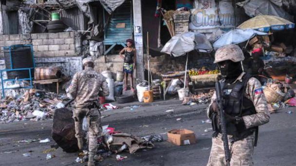 17 American missionaries kidnapped in Haiti…