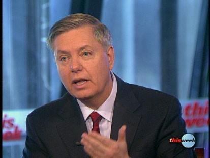 Sen. Lindsey Graham on nationalizing Americas banks