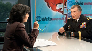 "Christiane Amanpour interviews Gen. Peter Chiarelli on ""This Week"""