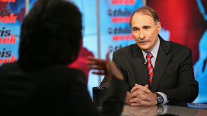 """David Axelrod joins Christiane Amanpour on """"This Week."""""""