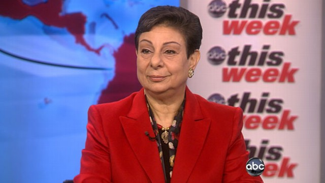 VIDEO: A top Palestinian negotiator on prospects for Mideast peace talks.