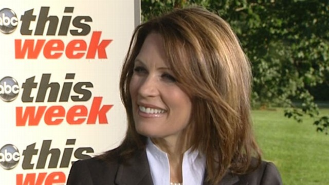 VIDEO: Rep. Michele Bachmann on her Iowa Straw Poll win and her campaigns momentum.