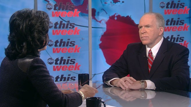 VIDEO: John Brennan on This Week