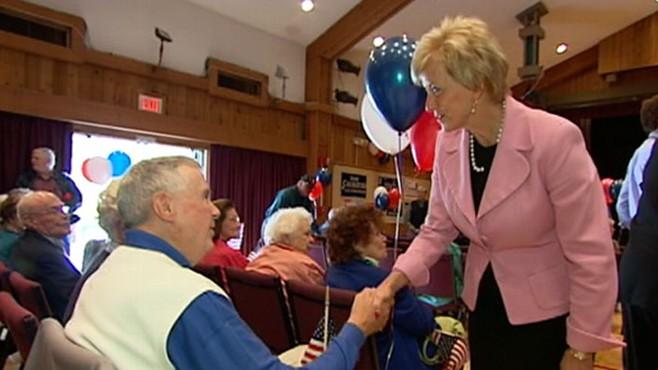 VIDEO: Senate candidates Linda McMahon and Richard Blumenthal join Christiane Amanpour.