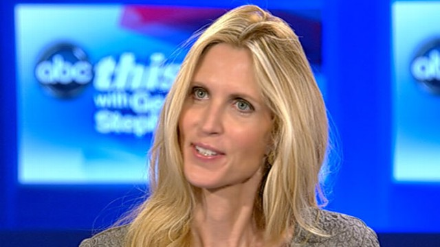 VIDEO: Coulter: Democrats are dropping the blacks and moving on to the Hispanics