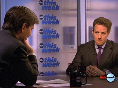 VIDEO: Geithner on Bank Plan