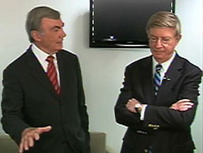 VIDEO: George Will, Cokie Roberts, Sam Donaldson and David Brooks.