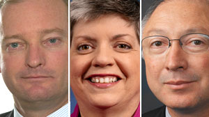 BP America President Lamar McKay, Secretary of Homeland Security Janet Napolitano and Interior Secretary Ken Salazar to appear on ABCs This Week