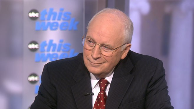 Cheney reveals he had secret resignation letter