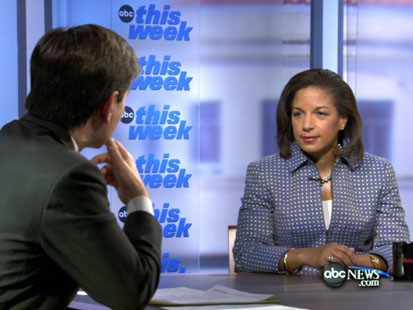 VIDEO: Susan Rice on Obama Diplomacy