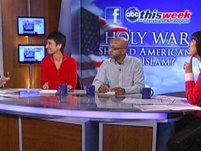 VIDEO: U.S. at important junction, seeking tolerance and understanding toward Islam.