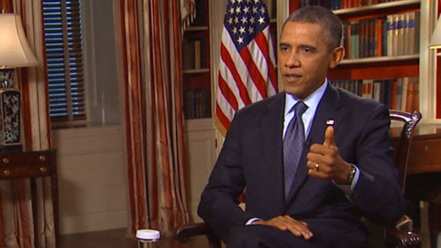Obama Rejects Criticism of Shifting Syria Policy: 'I'm Less Concerned About Style Points'