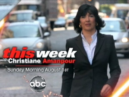 VIDEO: ABC announces the launch of This Week with Christiane Amanpour.