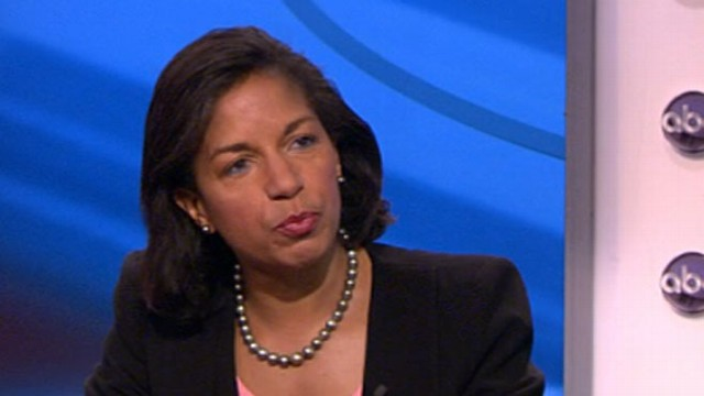 VIDEO: The U.S. Ambassador to the U.N. on violence in the Middle East.