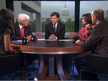 VIDEO: Al Hunt, Michelle Malkin, Gerald Seib and Cynthia Tucker on the economy.