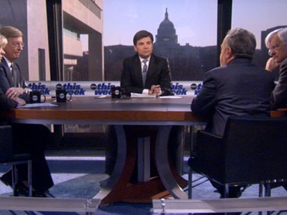 VIDEO: Powerhouse Roundtable: George Will, Liz Cheney, Al Hunt, Judy Woodruff and Robert Reich